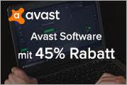 20% Cashback bei Avast Software bis 27.01.2019