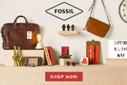 7% Cashback bei Fossil bis 16.12.2018
