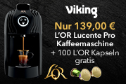 8% Cashback bei Viking bis 23.12.2018