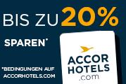 4% Cashback bei Accorhotels bis 23.12.2018