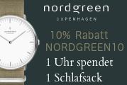 20% Cashback bei Nordgreen bis 20.01.2019