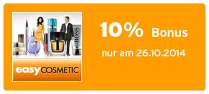 Bonus bei easycosmetic.de