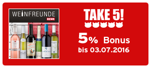 Bonus bei Weinfreunde
