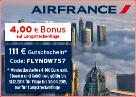 Bonus bei Air France