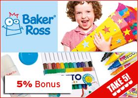 Bonus bei Baker Ross