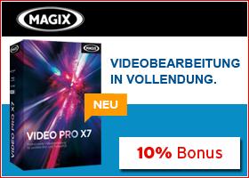 Bonus bei Magix Software