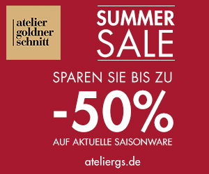 SUMMER SALE - Bis zu 50% Rabatt!!!