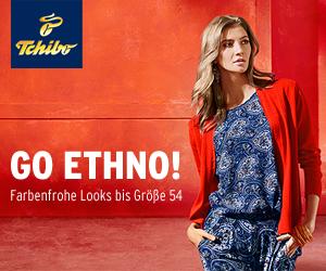 GO ETHNO!!! Mit Tchibo farbenfroh in den Frühling starten!