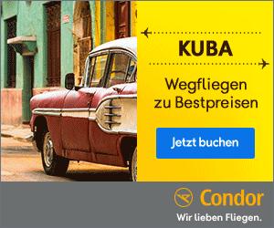 Karibische Ostern - Mit Condor besonders günstig Kuba entdecken!