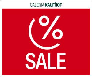 Großer Summer-Sale bei Galeria Kaufhof!!!
