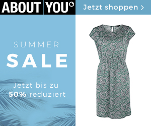Noch mehr Sale-Angebote bei ABOUT YOU