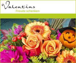 Valentins: 10 % Rabatt zu Halloween auf ALLES!