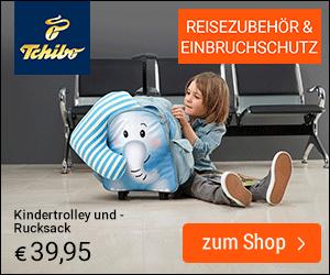 Reisezubehör und Einbruchschutz + 9% Cashback!