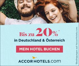Frühlingsangebot: Traumhotels mit bis zu 20% Rabatt plus 4% Bonus!