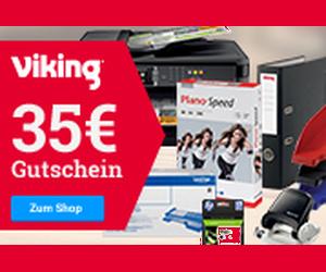 35€ Gutschein bei Viking plus 5% Bonus!