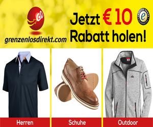 Hol dir 10 € Rabatt + 7% Bonus!!!