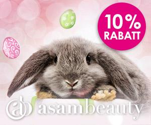 10% Rabatt bei Asambeauty