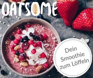 10% Rabatt auf dein Power-Frühstück bei Oatsome!