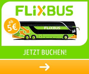 Mit FlixBus zum Oktoberfest nach München ab 7,99 EUR!