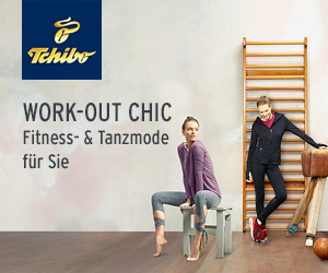 15% Rabatt beim Summer Shopping mit TchiboCard + Work-Out Chic