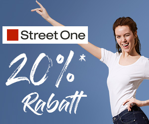 Tanz in den Mai mit 20% rabatt bei Street One!