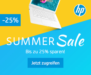 Summer Sale bei HP
