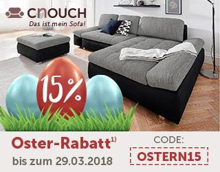 15% Rabatt bei cnouch.de