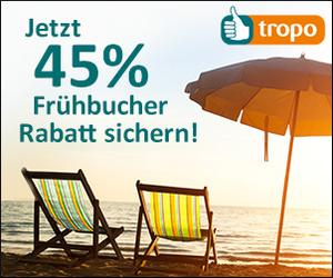 Bis Ende Februar von Frühbucherpreisen und höherem Bonus profitieren!