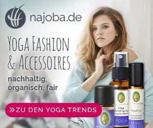 Hol dir die neuesten Yoga Trends und sichere dir 11% Andasa Bonus!