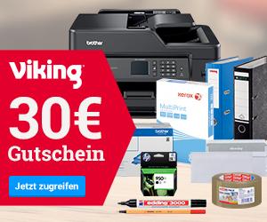 30 € Sommer-Rabatt bei Viking!!!