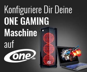 30 Euro Gutschein für den Computer ONE GAMING Advanced IN13