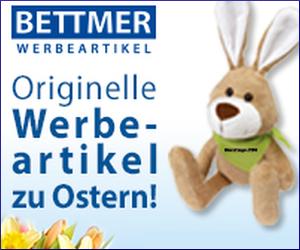 Originelle Werbeartikel für die Osterzeit + versandkostenfrei bei BETTMER bestellen!