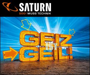 GEIZ IST GEIL - Die große Technik Aktion von Saturn