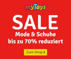 Bis zu 70% Rabatt bei myToys.de
