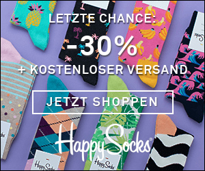 Summer Sale bei Happysocks DE