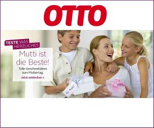 Schöne Geschenkideen und Rabatte zum Muttertag bei OTTO!