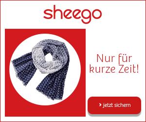 Gratis Schal im Wert von 15,99€ zu jeder Bestellung bis 4.10.!