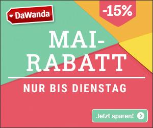 15% Rabatt bei DaWanda