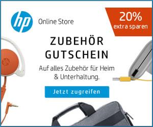Sichere dir 20% Rabatt bei HP auf Zubehör für Heim & Unterhaltung