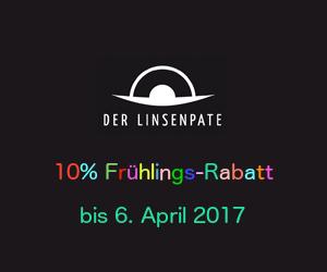 10% Rabatt auf das gesamte Sortiment von Linsenpate.de!