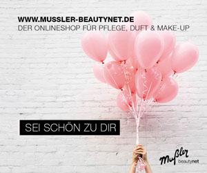 Bis zu 15€ Rabatt bei Mußler-beautynet!