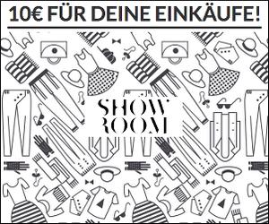 Für moderne Fashionistas: 10€ Gutschein bei SHOWROOM!