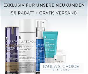 15% Neukunden-Gutschein + Gratis-Versand!