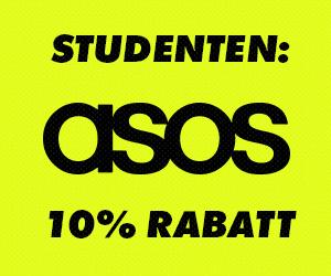 10% Studenten-Rabatt bei ASOS!!!