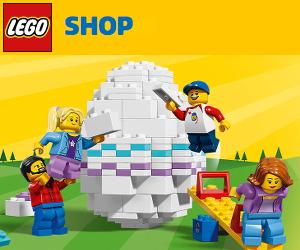 Ostern mit LEGO! Jetzt tolle Geschenke entdecken und bis 9. April versandkostenfrei bestellen!