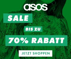 Bis zu 70% Rabatt beim ASOS Sale