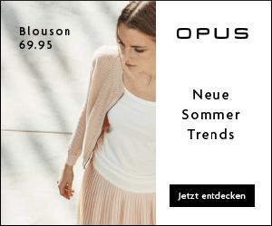 Mit OPUS top gestylt in den Frühling starten und aktuelle Sommertrends entdecken!