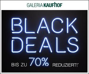 bis zu 70% bei Galeria Kaufhof - nur für kurze Zeit!