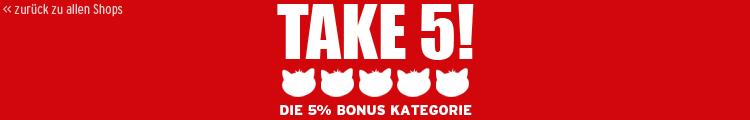 Take5-5-Prozent