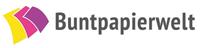 Buntpapierwelt.de Logo